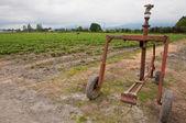 Traditional water sprinkler — Stock Photo