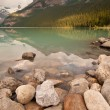 Landscape of lake and mountain — Stockfoto #7919635