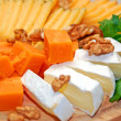Sort of cheese — Stockfoto