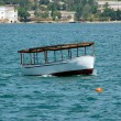 Stock Photo: Boat at Sevastopol harbor