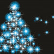 Christmas tree — Stock Photo #7037483
