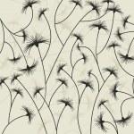 torra blommor - vektor illustration — Stockvektor