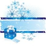 regalos de Navidad vector imagen — Vector de stock