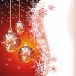 Christmas card. vector - 