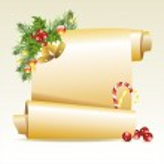 Christmas Banner. Vector Illustration. — Stock Vector