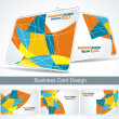 Vector business card set — Stock Vector #7678701