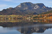 Salzkammergut landscape — Stock Photo