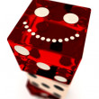 Red Dice — Stock Photo #6827599