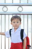Asian boy — Stock Photo
