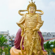 Chinese god — Stock Photo