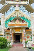 Chinese temple — Stock Photo