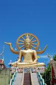Samui büyük buddha1 — Stok fotoğraf