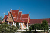 Thai northeast temple 1 — Stock Photo