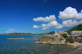 Hinta rock ko samui — Stock Photo