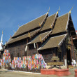 Thai temple -  
