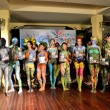Royalty-Free Stock Photo: Samui body painting