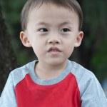 Asian kid portrait — Stock Photo