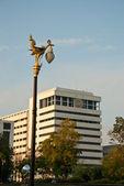 Songkla nagarind hospital — Stock Photo