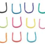 Set of u letter — Stock Photo