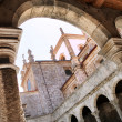 Cathedral Cloister - Foto Stock