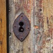 Key hole - Photo