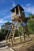 Torre del reloj — Foto de Stock