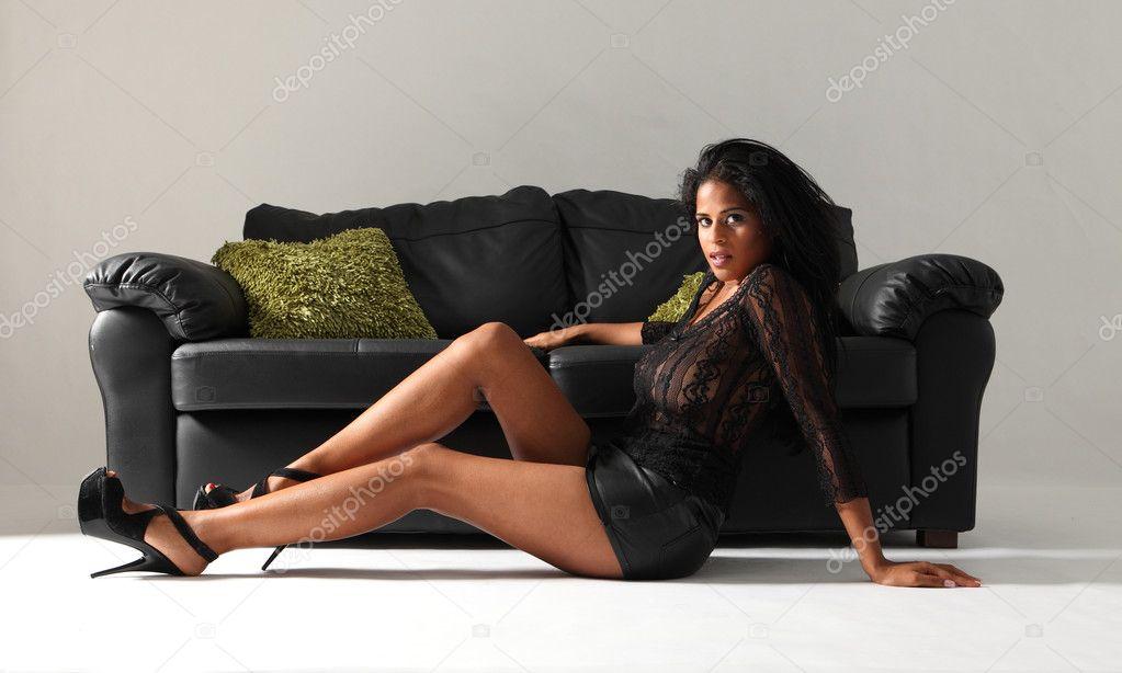 african american legs in heels