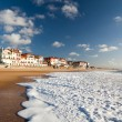 Stock Photo: Hossegor Breakers