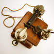 Vintage Telephone from top — Stock Photo #7348331