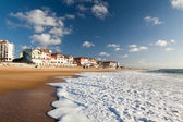 Hossegor Breakers — Stock Photo