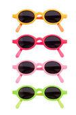 Coloured Sunglasses — Stock Photo
