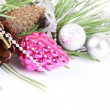 Christmas background — Stock Photo #7768179
