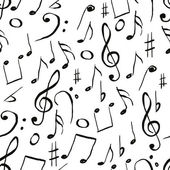 Modèle de la musique — Vecteur