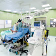 Stock Photo: Surgery in operating room