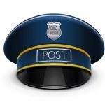 Постер, плакат: Postman peaked cap