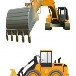 ������, ������: Construction machines