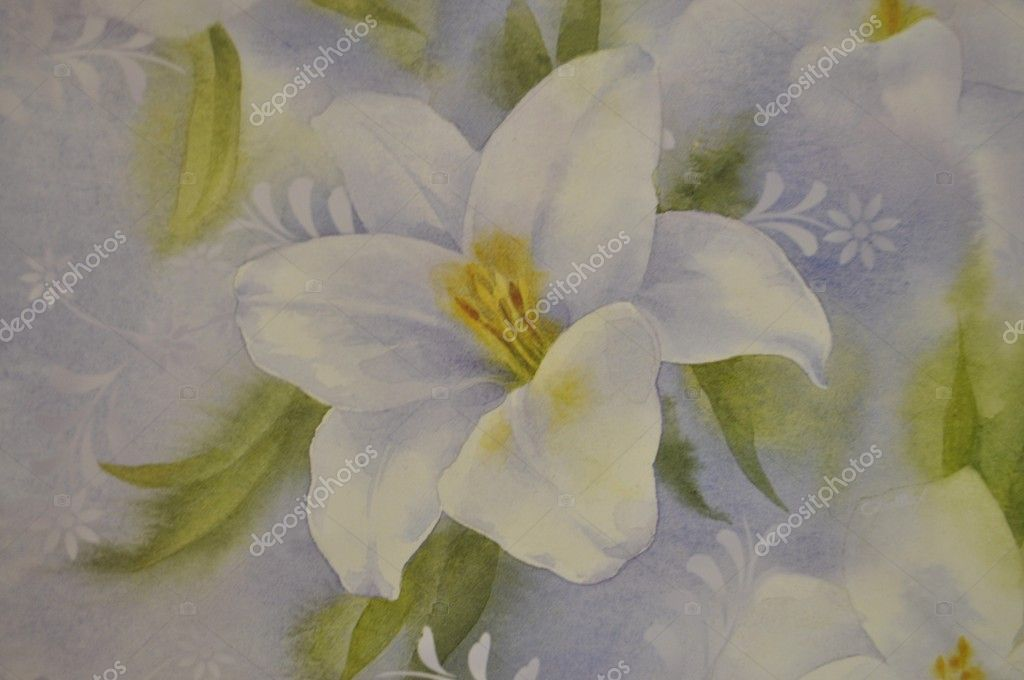 Texture from  the flower. — Stock Photo #6824039