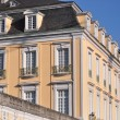 Some parts of Augustusburg Palace. — Stock Photo
