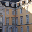 Some parts of Augustusburg Palace. - Stock Photo