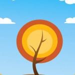 Autumn tree — Stock Photo #6771857