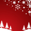 Stock Photo: Christmas background vector