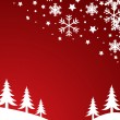 Foto de Stock  : Christmas background vector