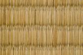 Tatami mat closeup — Stok fotoğraf