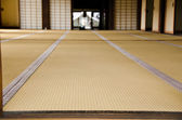 Tatami room — Stock Photo