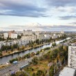 Stock Photo: Dnieper embankment