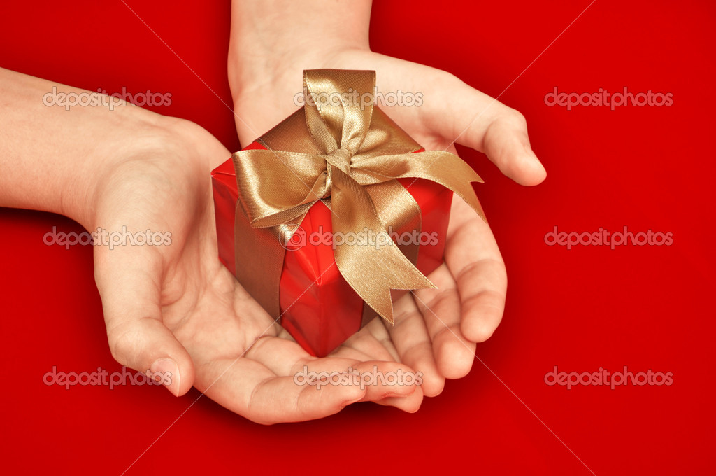 День красного подарка что это