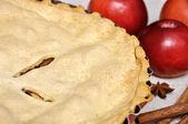 Pastel de manzana — Foto de Stock