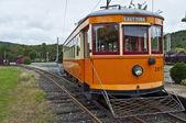 York Trolley — Stock Photo