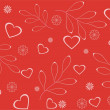 Love background — Imagen vectorial