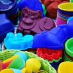 Silicone baking pans — Stock Photo #6769055